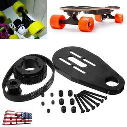For Electric Skateboard Accessories Belt Kit Motor Pulleys M