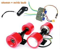 L-faster Electric Skateboard Brushless Hub Motor Kit DIY Chi
