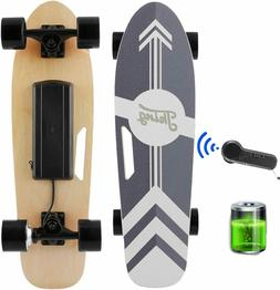 Electric Skateboard Cruiser 7 Layers Maple Longboard with Re