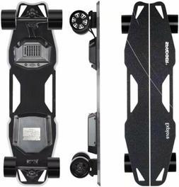Spadger Electric Skateboard D5X Plus 35 Portable Longboard 2