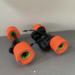 Electric Skateboard Dual Belt Drive Motor Kit