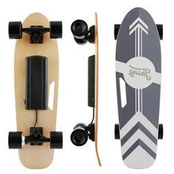 Aceshin Electric Skateboard Motor Longboard Board Wireless w