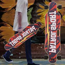Electric Skateboard Electronic Longboard Changeable Hub Moto