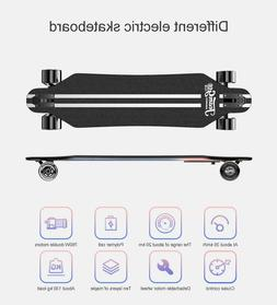 Electric Skateboard for teamgee H5 350W*2 Remote Longboard A