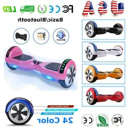 Electric Skateboard Hoverboard Self Balancing Scooter two 6.