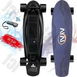 VIVI Electric Skateboard longboard 18.6MPH 350W Hub Motor 10