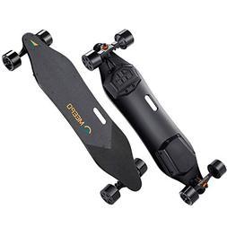 MEEPO Electric Skateboard & Longboard, 38inch Dual Motor Ele