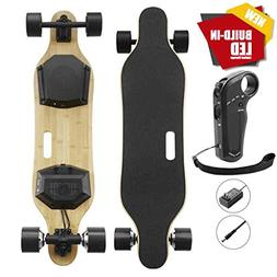 Premium Electric Skateboard & Longboard with Remote Controll
