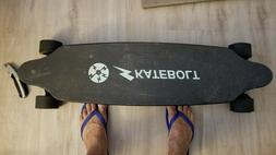 SKATEBOLT Electric Skateboard Longboard with Remote Controll