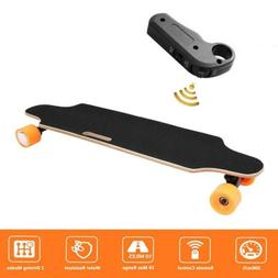 Electric Skateboard Longboard with Remote Controller& Charge
