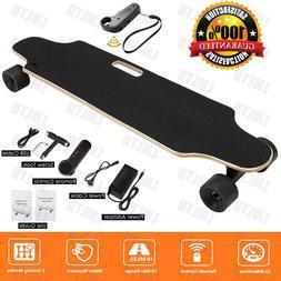 Electric Skateboard Mapel Deck Longboard Crusier with Remote