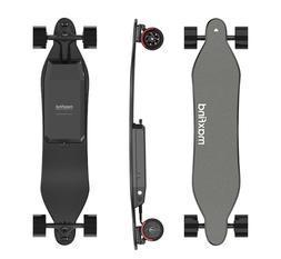 Electric Skateboard Max4 Pro Dual Motor 15 miles 26mph 4 Mod