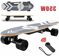 ANCHEER Electric Skateboard Motor Cruiser Maple Longboard +