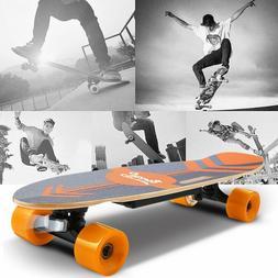 electric skateboard motor longboard wireless board remote