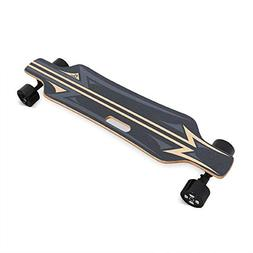 AC Electric Skateboard 350W Motor Longboard with Wireless Re