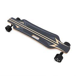 AC Electric Skateboard 350W Motor Longboard with Wireless Re