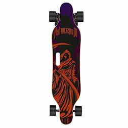 Electric Skateboard, Longboard with Remote Controller, 18.63
