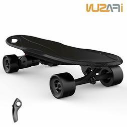 iFasun Electric Skateboard Remote + APP 18.8MPH, 900Watts x