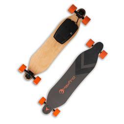 electric skateboard speed 18 6mph portable single