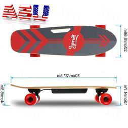Aceshin Electric Skateboard Teens Power Motor Cruiser 7 Laye