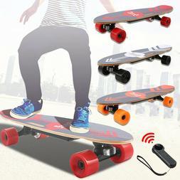 Electric Skateboard Teens Power Motor Smart Sensors Cruiser