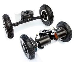 L-faster Electric Skateboard Truck Off Road Skateboard Belt