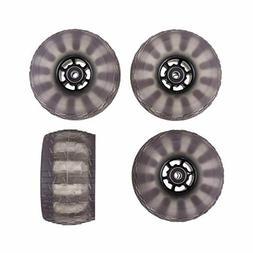 Electric Skateboard Wheels 78A Translucent Urethane Urban Al
