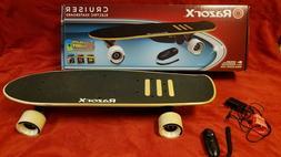 Electric Skateboard, Razor X Cruiser: Original Packaging