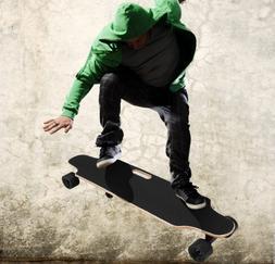 shaofu Electric Skateboard Youth Electric Longboard with Wir