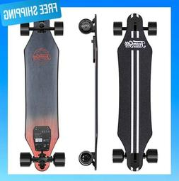 fast new h5 37 electric skateboard