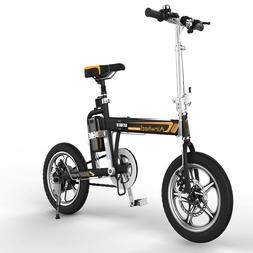 Airwheel Foldable Lightweight Electric Scooter,E Skateboard,