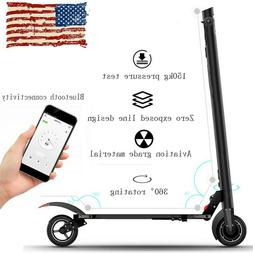 Folding Electric Scooter Adults Ultralight Aluminum Skateboa