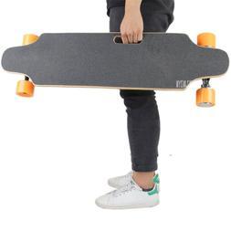 Four 4 Wheel <font><b>Electric</b></font> <font><b>Skateboar