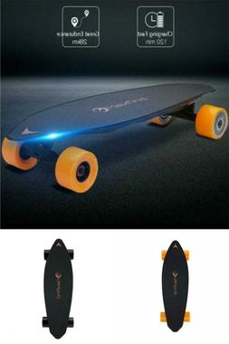 Four Wheel Electric Skateboard MAX2 2000W Dual Motors Wirele