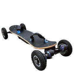 Four Wheel <font><b>Electric</b></font> <font><b>Skateboard<