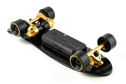 FABOARD GOLD Version 2 Dual Belt Electric Skateboard