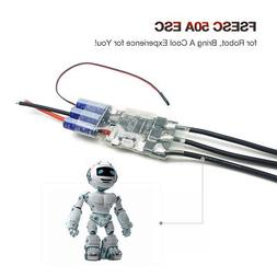 FLIPSKY FSVESC V4 50A SK8-ESC w/ 5V/1.5A BEC for Electric Sk