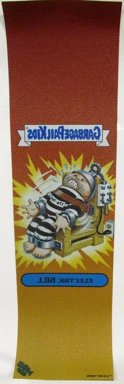 "Mob Garbage Pail Kids Skateboard Grip Electric Bill 9"" x 33"""