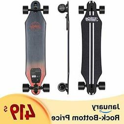 """Teamgee H5 37"""" Electric Skateboard, 22 MPH Top Speed, 760W D"""