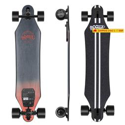"Teamgee H5 37"" Electric Skateboard, 22 Mph Top Speed, 760W D"