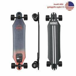 Teamgee H5 Electric Longboard Skateboard High-performance ba