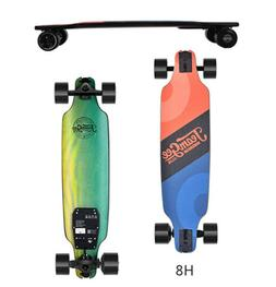 h8 31 electric skateboard15 mph top speed