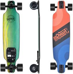 "Teamgee H8 31"" Electric Skateboard, 15 MPH Top Speed, 480W M"