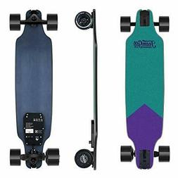 Teamgee H9 Electric Skateboard, 10 Layers Maple Longboard Sk