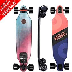 """teamgee H9 37"""" Electric Skateboard,23 MPH Top Speed, 10 Mile"""