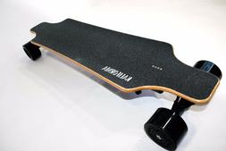 High Quality Electric Skateboard, With Duel Wheel Drive, Rem