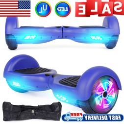 Hoverboard 6.5 Inch Two Wheel Smart Electric Skateboard Scoo
