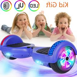 Hoverboard Electric Self Balancing Scooter Skateboard Gift F