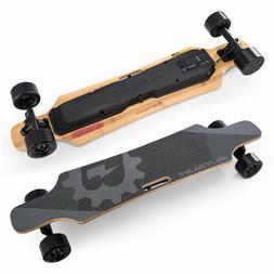 "BLITZART Huracane 38"" Electric Skateboard Longboard 350W Hub"