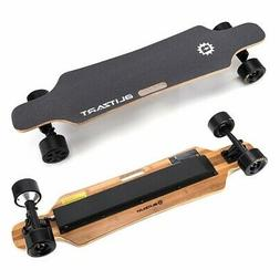 huracane 38 electric skate longboard 350w hub